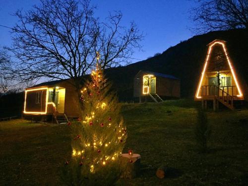 Teo's Cottages, Dedoplis Tskaro