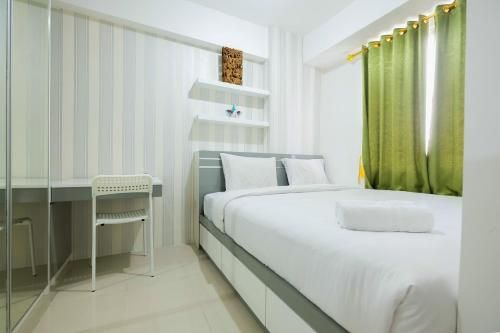 Brand New 2BR at Bassura City Apartment By Travelio, East Jakarta