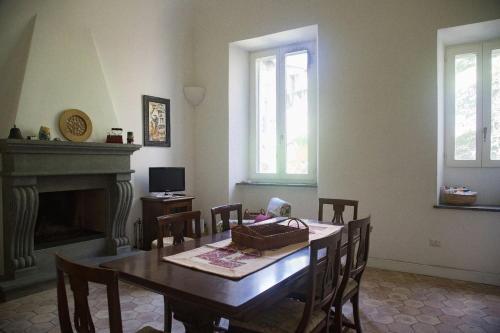 A casa di Luciana, Terni