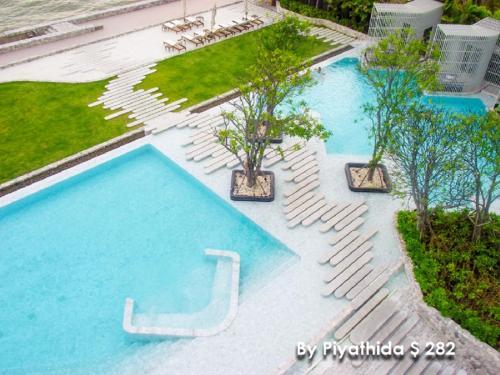 Veranda Pattaya 2824 Great Sky&Sea View - Netflix, Sattahip