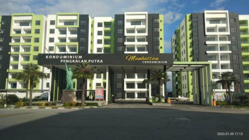 HOMESTAY COMFY CONDO with Waterpark, Pool, Playground & Gym, Kinta