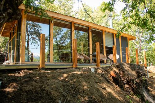 Coyamento Woods Cabin, Cautín