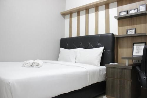 2BR Apartment at Parahyangan Residence with Mountain View By Travelio, Bandung