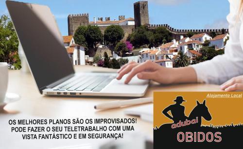 adubai Obidos, Óbidos