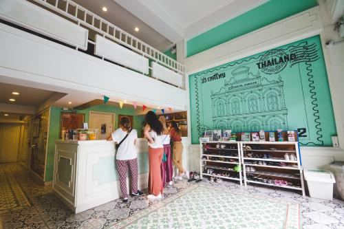 d HOSTEL, 4 BR Private Floor, near Khaosan Road, Phra Nakhon