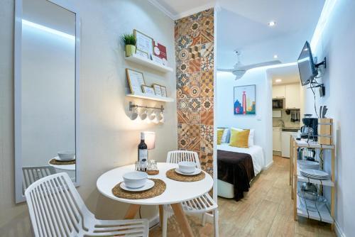 Mini Studio in Alfama near Castelo St Jorge, Lisboa