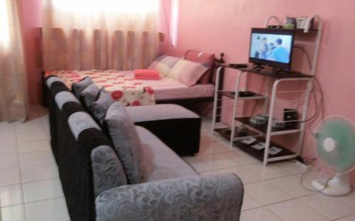 Blessed Studio Type Condo Unit near Enchanted Kingdom, Santa Rosa City