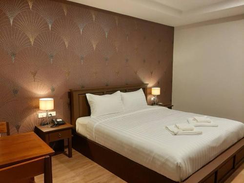 J.P.GRAND HOTEL, Muang Trat