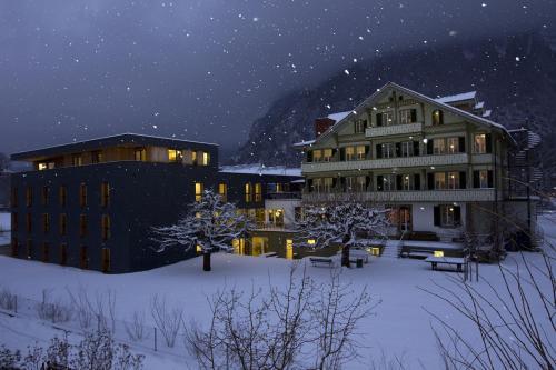 Chalet Hostel @ Backpackers Villa Interlaken, Interlaken