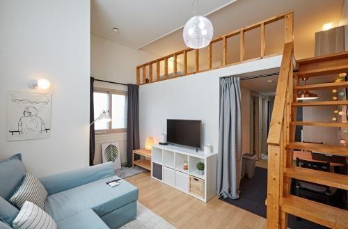 Seoul Duplex Apartment, Dongjak