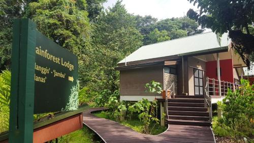 Mulu National Park, Marudi