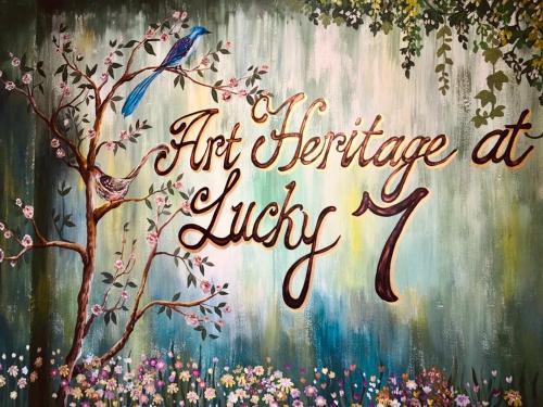 Art Heritage at Lucky 7, Kinta
