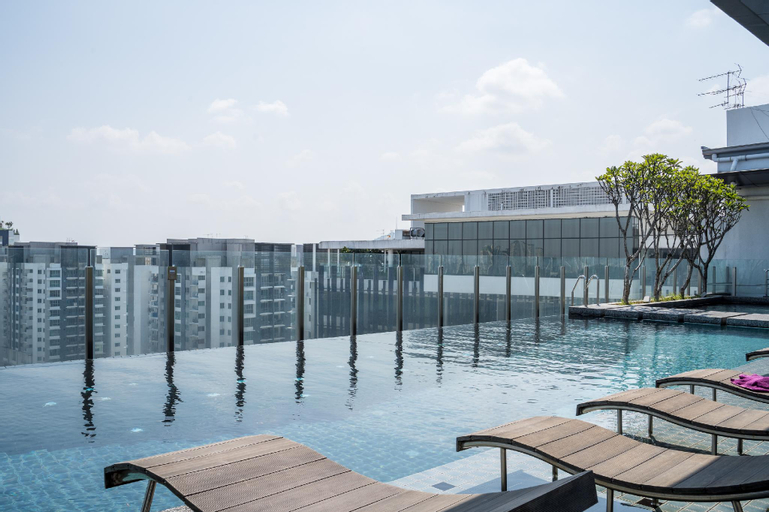 OYO Home 44055 Splendid Studio Flexis One South, Kuala Lumpur