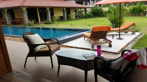 Marigold Villa, Bang Lamung