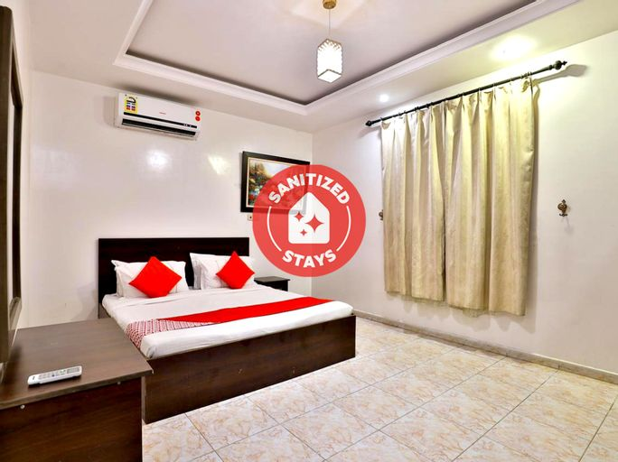 OYO 301 Asfrine Hotel Apartment,
