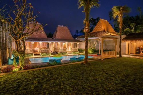 Kubu Pica Private Villa - 1BR with Pool, Gianyar
