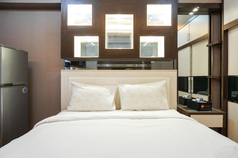 Comfortable Studio Green Bay Pluit Apt By Travelio, North Jakarta