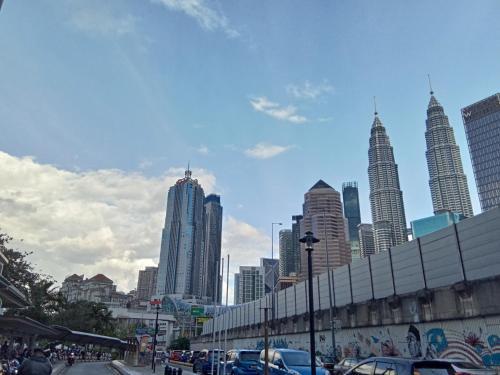 Ceria Al-Aqsa Homestay Plaza Rah Condomonium Kampung Baru Kuala Lumpur City Centre, Kuala Lumpur