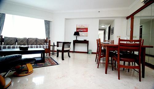 Exquisite Apartment in Central Jakarta, Jakarta Selatan