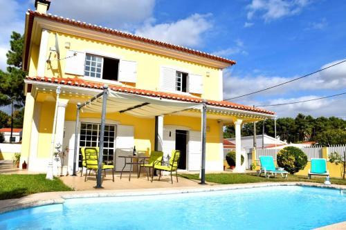 B House Verdizela, Seixal