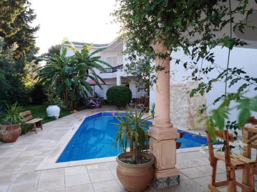 Villa with 4 bedrooms in Hammamet with private pool and enclosed garden, Hammamet
