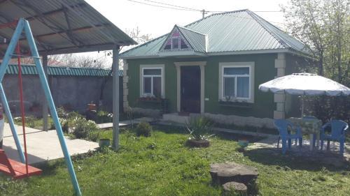 Qebele good house, Qəbələ