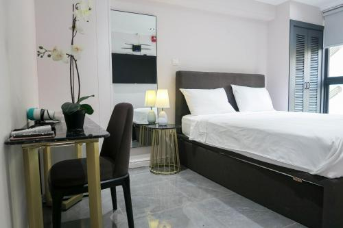 Deluxe Studio & Suite by Recharge, Singapore River
