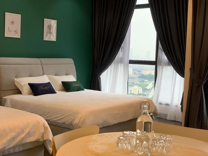 Luxury cosy suite, Ikea, KLCC, KL, Sunway Velocity, Hulu Langat