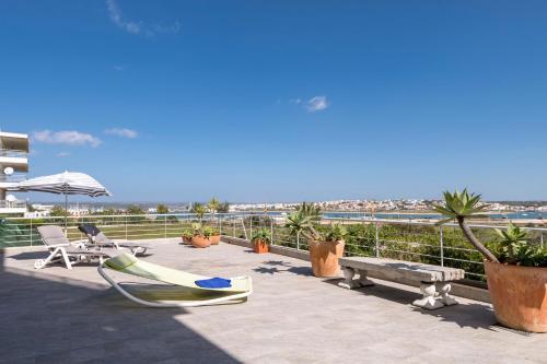 Splendide T3 avec terrasse privee de 140 M2 PRAIA DA ROCHA, Portimão