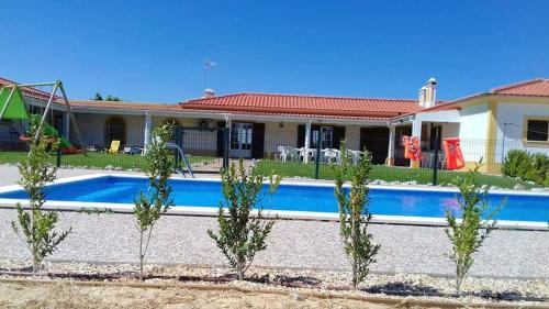 Villa with 5 bedrooms in Grandola with private pool furnished garden and WiFi 22 km from the beach, Grândola