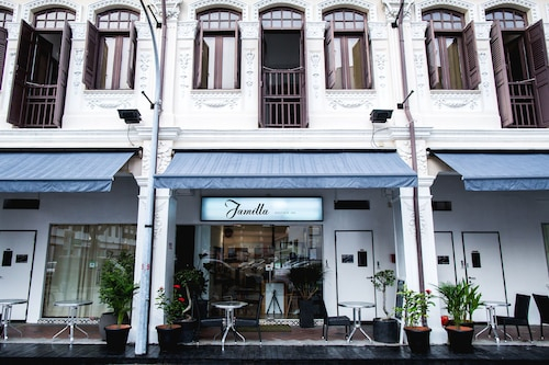 Jamilla Boutique Inn, Rochor