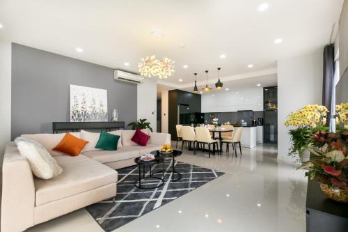 Saigon Royal Arrivals-10 stars service apartment-Luxurious place-best place, Quận 4