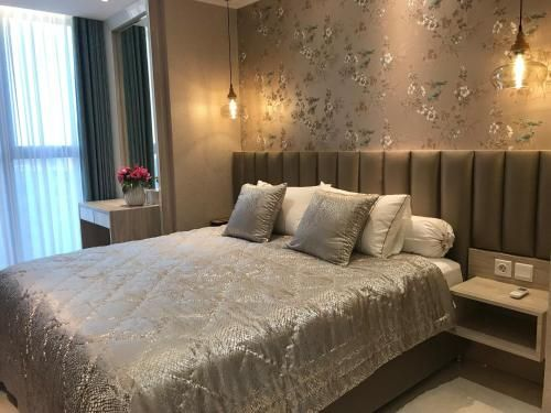 Luxury Sea View Gold Coast Suite Apartment, Jakarta Utara
