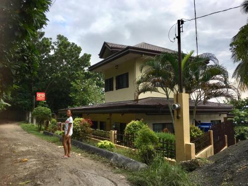 A- beautiful beachfront, Samal City