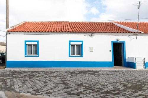 House with 2 bedrooms in Lourinha with WiFi, Lourinhã