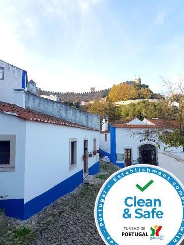 Obidos - Casa do Castelo, Óbidos