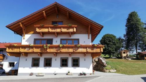 Ferienhof Schmalzgrub, Regen
