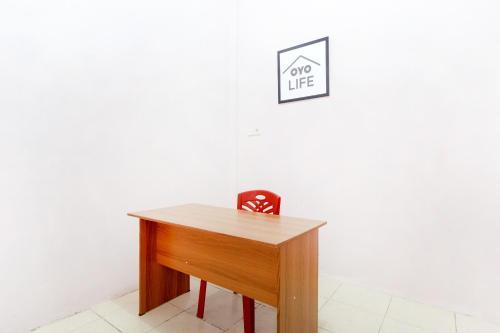 OYO Life 1839 Samantha Kost (tutup sementara), Medan