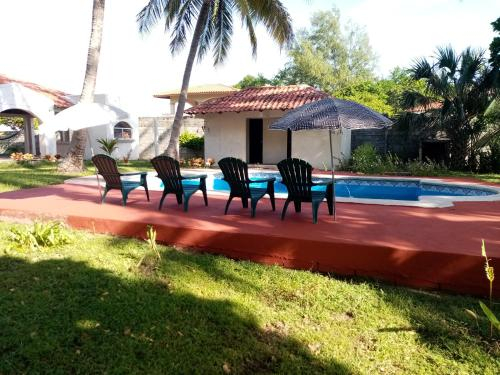 La Ceja Beach House, Conchagua