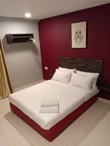 KTHREEGOD HOTEL, Johor Bahru