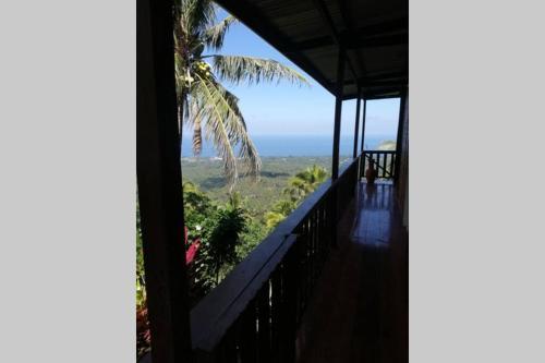 The balcony of the camiguin island, Mambajao