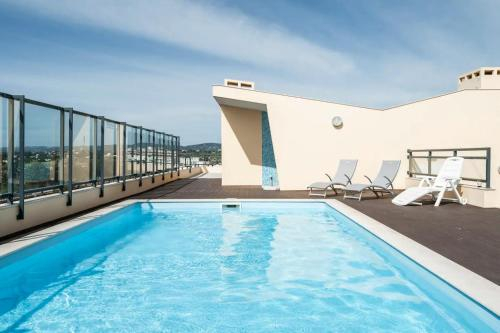 OCEANVIEW Luxury Amazing Views and Pool, Olhão