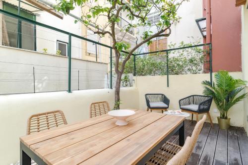 Casa Boma Lisboa - Modern and Stylish Apartment with Private Terrace - Lapa IV, Lisboa