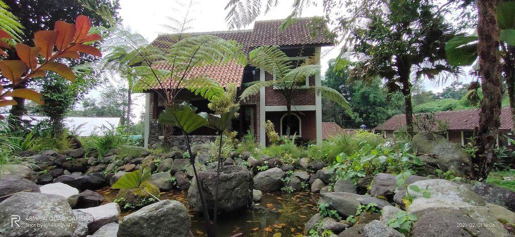 Tempuran Hills Family Homestay, Sleman