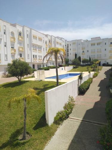 Tanger - Les jardins Atlantique, Tanger-Assilah
