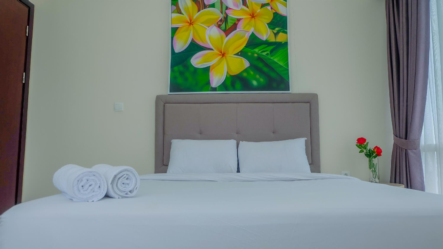 Best Choice 2BR Apt at Menteng Park By Travelio, Central Jakarta