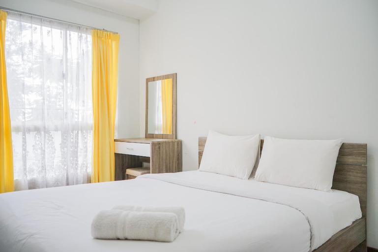 Stylish 1BR Scientia Apartment By Travelio, Tangerang