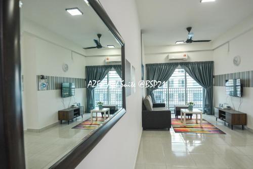 Bandar Saujana Putra BSP 21 AZFA Suite [FREE WiFi], Kuala Langat