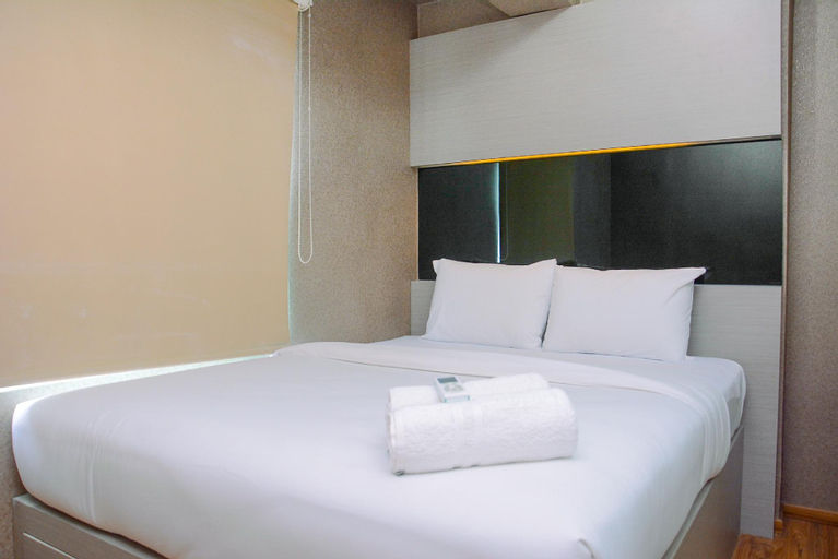 Sea View 2BR Apt at Green Bay Pluit By Travelio, North Jakarta
