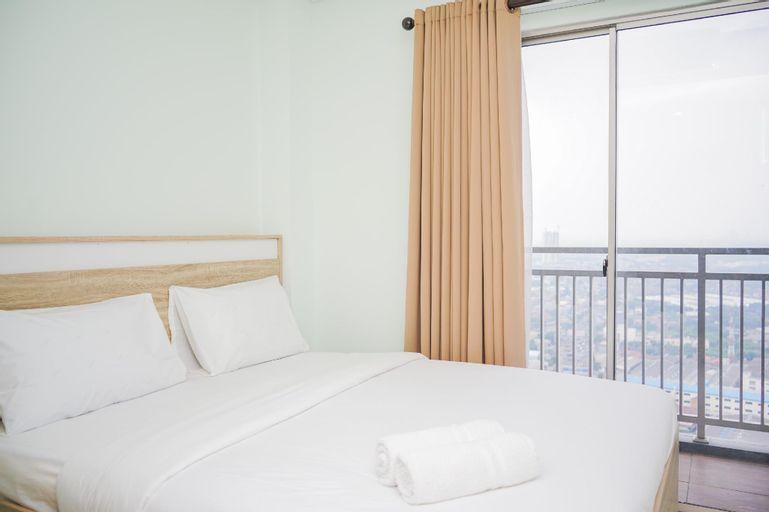 Best Living Studio Springwood Apartment - Travelio, Tangerang